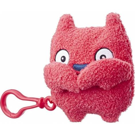 Hasbro Ugly Dolls: Lucky Bat TO-GO Plush Keychain Toy (E4534EU40)