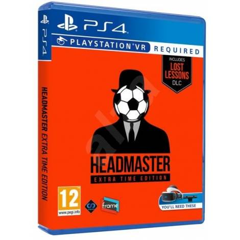 Headmaster - Extra Time Edition (PSVR Required) (PS4)