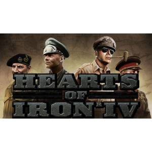 Hearts Of Iron IV - CD Key (Κωδικός μόνο) (PC)