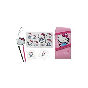 Hello Kitty Body Bag Kit For All DS Models (NINTENDO DS)