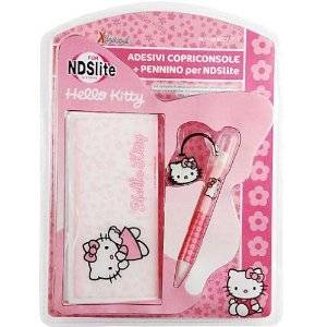 Hello Kitty - Stylus & Stickers For Nintendo DSi (NINTENDO DS)