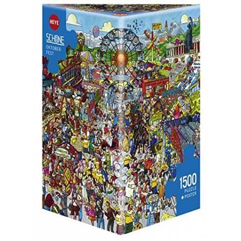 HEYE 29842 Schone - Oktoberfest Puzzle (1500 pcs)