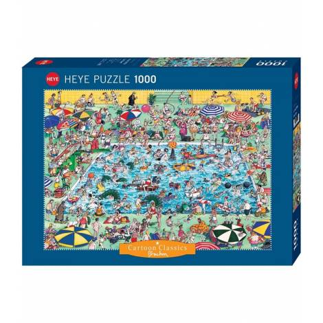 HEYE Blachon - Cool Down! 1000pcs (29904)