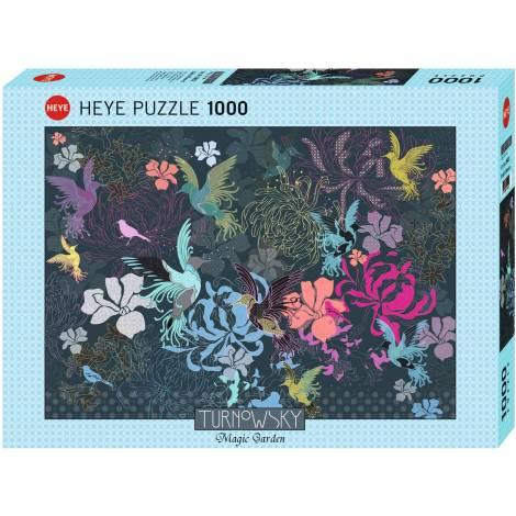 Heye Turnowski - Πουλιά και λουλούδια  1000pcs (29822)