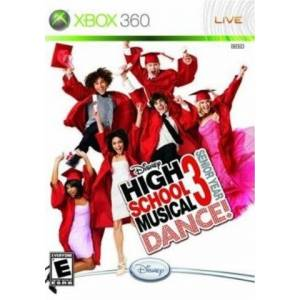High School Musical 3: Senior Year Dance (XBOX 360)