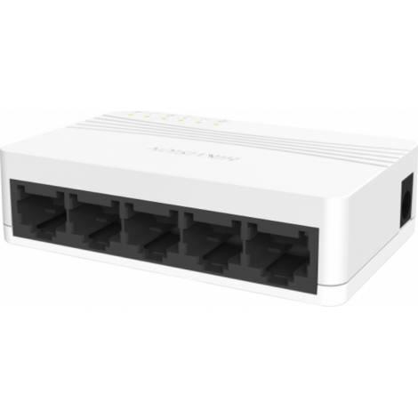 HIKVISION Switch 5x10/100 DS-3E0105D-E