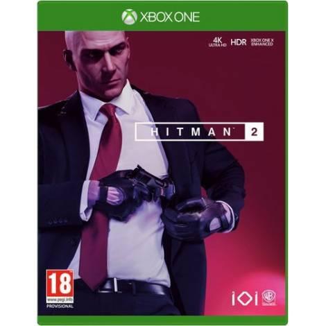 Hitman 2 (Xbox One) (Xbox Series X)