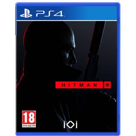 Hitman 3 - III (PS4)