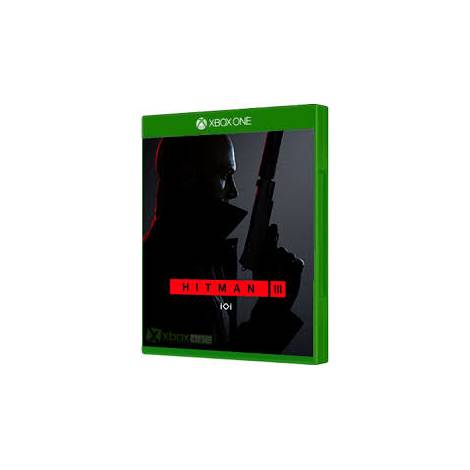 Hitman 3 - III (XBOX ONE, XBOX SERIES X)