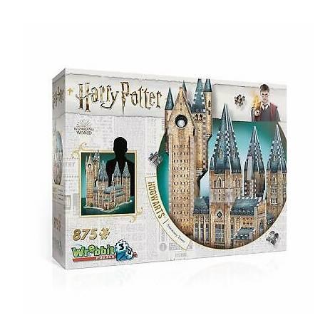 Hogwarts Astronomy Tower 875pcs (34520) Wrebbit 3D Puzzle