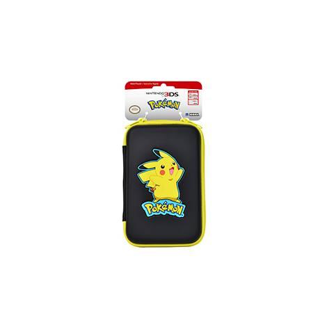 HORI (3DS-489U) NEW 3DS XL PIKACHU HARD CASE (BLACK)
