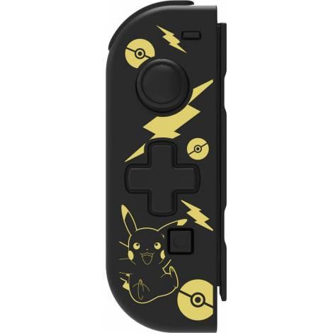 Hori D-Pad Controller (Left) Pikachu Black & Gold Edition (NSW-297U)