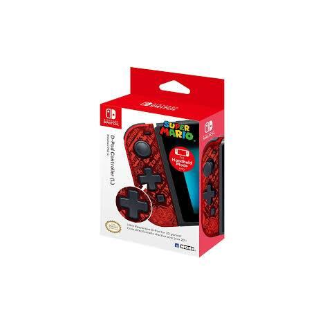 Hori D-Pad Controller Mario Edition (Left)