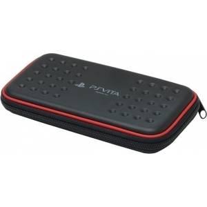 HORI (PSV-106E) HARD CASE (BLACK) (PS Vita)
