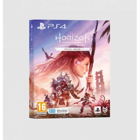 Horizon Forbidden West (Special Edition) (& pre-order bonus) ελληνικό μενού και ελληνικούς υπότιτλους (PS4)