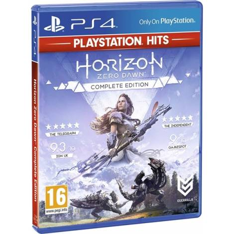 Horizon : Zero Dawn - Complete Edition - Hits (PS4)