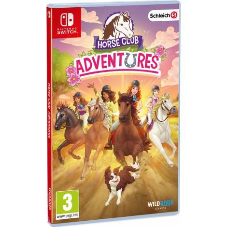 Horse Club Adventures (Nintendo Switch)