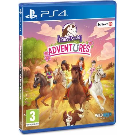 Horse Club Adventures (PS4)