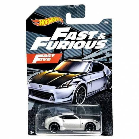 Hot Wheels Fast & Furious: Fast Five - Nissan 370Z (FYY52)