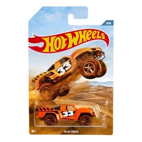 Hot Wheels Off Road Trucks Series - Baja Truck Vehicle (FYY72)