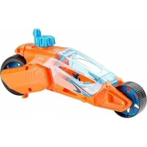HOT WHEELS SPEED WINDERS MOTO - TWISTED CYCLE - ORANGE (DPB68)