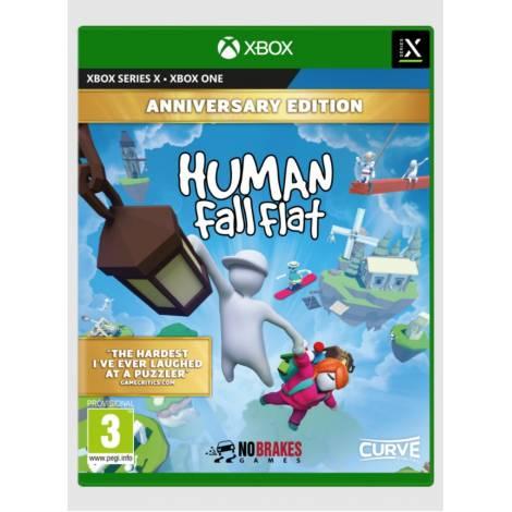 Human Fall Flat (Anniversary Edition) (Xbox One/Series X|S)