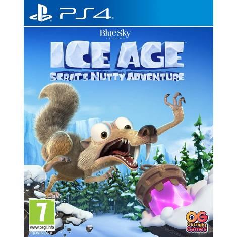 Ice Age: Scrat's Nutty Adventure (PS4)