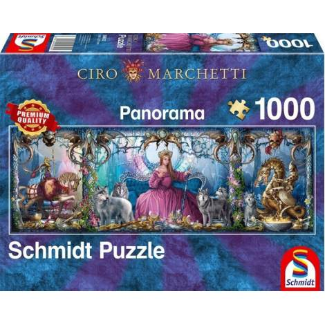 Ice Palace 1000pcs (59612) Schmidt Spiele