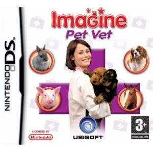 Imagine - Pet Vet - χωρίς κουτάκι (NINTENDO DS)