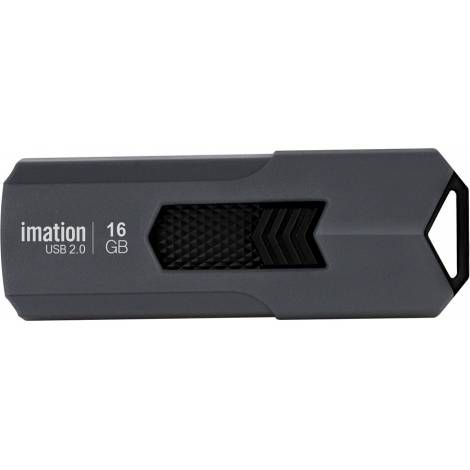 IMATION USB Flash Drive Iron KR03020021, 16GB, USB 3.0, γκρι