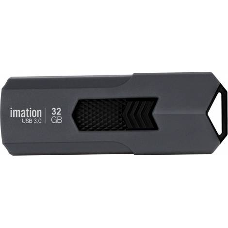 IMATION USB Flash Drive Iron KR03020022, 32GB, USB 3.0, γκρι