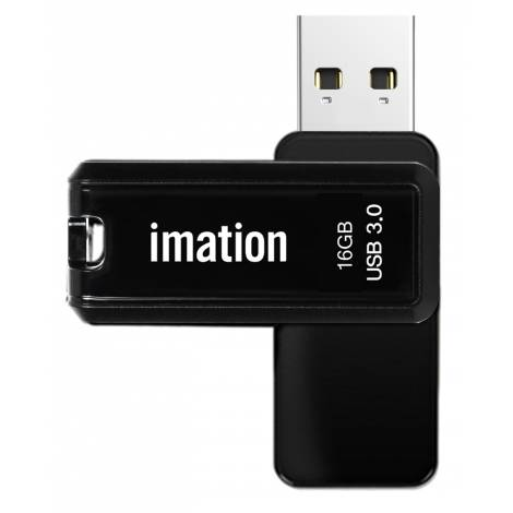 IMATION USB Flash Drive Nano Pro II KR03020005, 16GB, USB 3.0, μαύρο