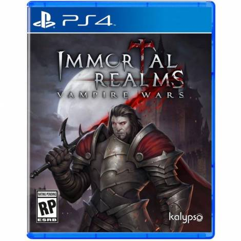 Immortal Realms Vampire Wars (PS4)