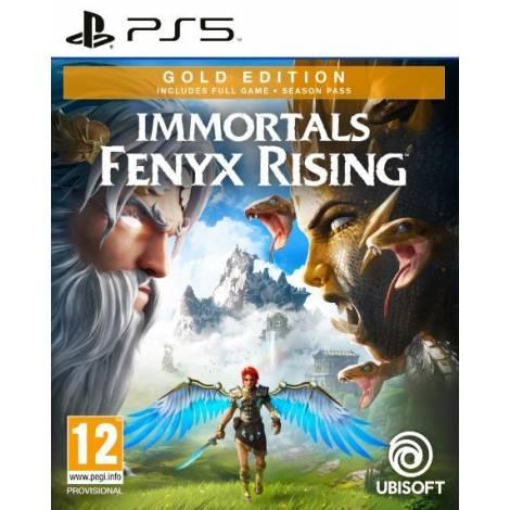 Immortals Fenyx Rising   - Gold Edition (PS5)