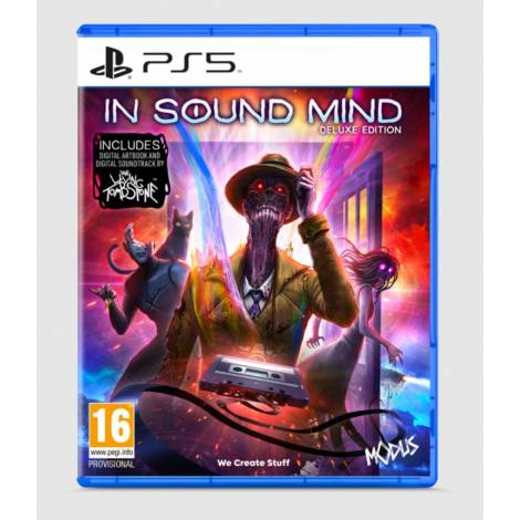 In Sound Mind (Deluxe Edition) (PS5)
