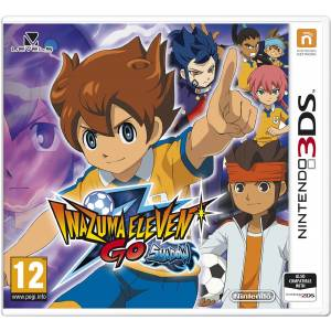 Inazuma Eleven Go: Shadow (NINTENDO 3DS)