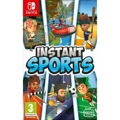 Instant Sports (Code in a Box)  (Nintendo Switch)