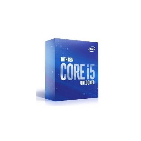 INTEL CPU CORE i5 10600K, 6C/12T, 4.10GHz, CACHE 12MB, SOCKET LGA1200 10th GEN, GPU, BOX, 3YW.