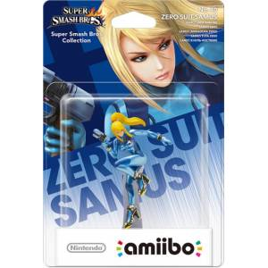 Nintendo Amiibo Super Smash Bros. - Zero Suit Samus 40