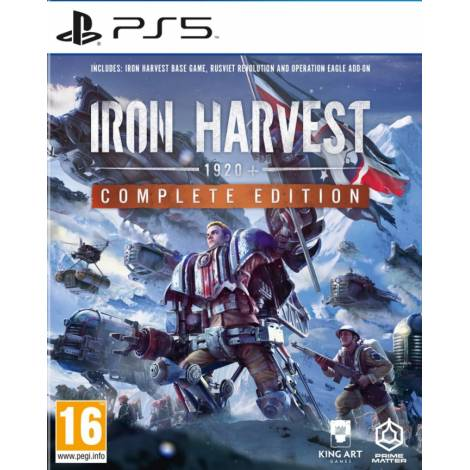 Iron Harvest (Complete Edition) (PS5)