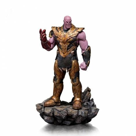 Iron Studios Avengers: Endgame - Black Order Thanos Deluxe BDS Art Scale 1/10 Statue