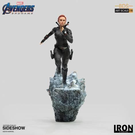 Iron Studios Avengers: Endgame - Black Widow BDS Art Scale 1/10 Statue