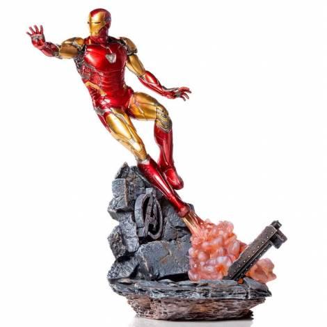 Iron Studios Avengers: Endgame - Iron Man Mark LXXXV (Deluxe) BDS Art Scale 1/10 Statue