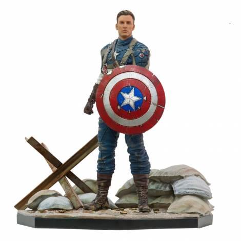 Iron Studios Captain America 1st Avenger - MCU 10 Years - Art Scale 1/10 Statue
