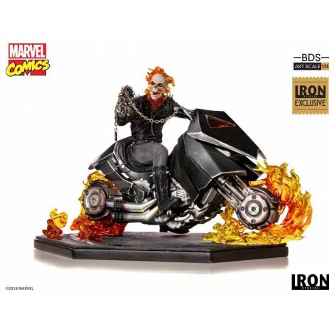 Iron Studios Comics Series - Ghost Rider Statue