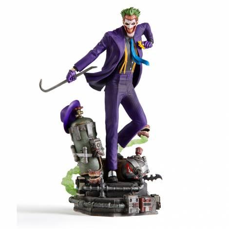 Iron Studios DC Comics - The Joker Deluxe Art Scale 1/10 Statue (DCCDCG42621-10)