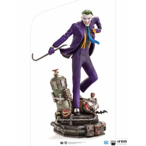 Iron Studios DC Comics - The Joker Regular Art Scale 1/10 Statue (DCCDCG42521-10)
