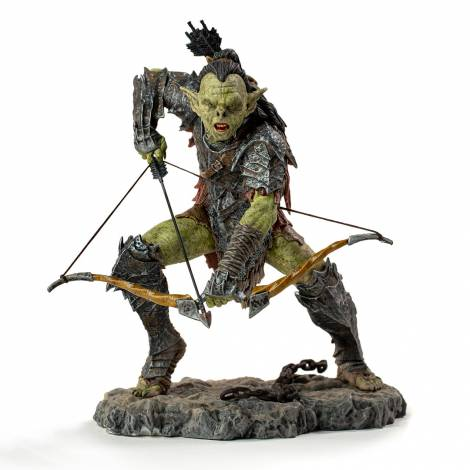 Iron Studios Lord of the Rings - Orc Archer BDS Art Scale 1/10 Statue (WBLOR42921-10)