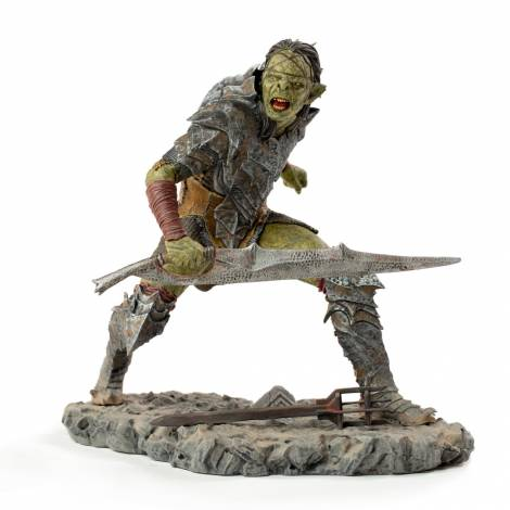 Iron Studios Lord of the Rings - Orc Swordsman BDS Art Scale 1/10 Statue (WBLOR43121-10)