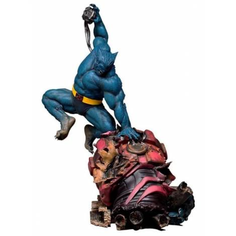 Iron Studios Marvel Comics - Beast BDS Art Scale 1/10 Statue